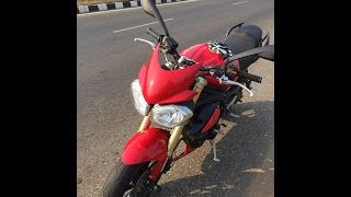 9. 2014 Triumph Street Triple 675 ABS STALLING ISSUE