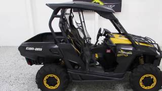 8. 2012 Can-Am COMMANDER 1000 X