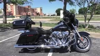 8. 686525   2009 Harley Davidson Street Glide   FLHX