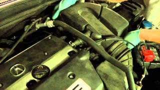 9. Acura RSX (2002-2006): Engine Air Filter Replacement.
