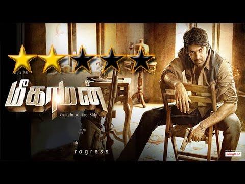 Meaghamann Movie Reveiw | Arya | Hansika Motwani