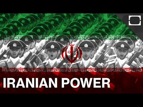 Iran - Subscribe! http://bitly.com/1iLOHml Iran is considered to be one of the strongest nations in the Middle East with an advanced nuclear program, despite UN san...