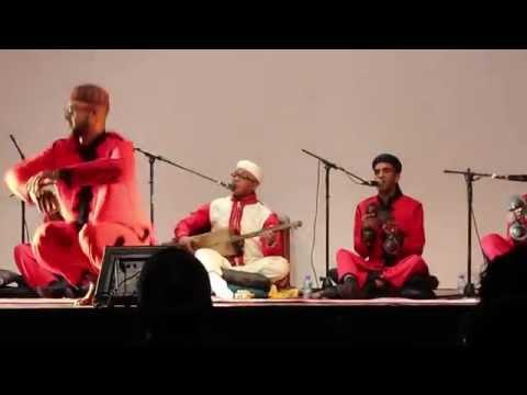 Barma Soutanbi – Mâalem Ismail Rahil @ Centre culturel Les Étoiles de Sidi Moumen