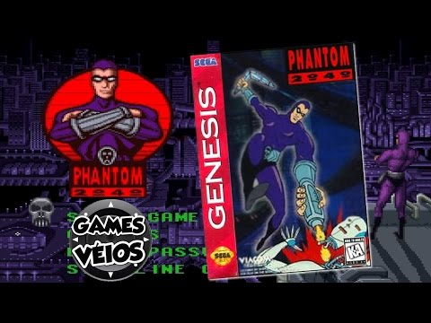 phantom 2040 genesis cheats