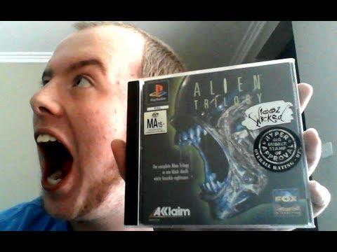 alien trilogy psx rom