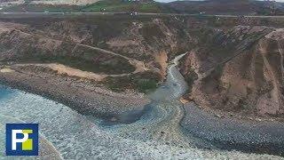 El año pasado las playas de la frontera fueron cerradas 250 veces por contaminación. La situación fue denunciada en un documental de Univision Planeta que muestra cómo las aguas fecales y la basura están a punto de destruir un paraíso natural.Suscríbete: http://uni.vi/ZUFhuInfórmate: http://uni.vi/ZSu0SDale 'Me Gusta' en Facebook: http://uni.vi/ZUFuESíguenos en Twitter: http://uni.vi/ZUFwr e Instagram: http://uni.vi/ZUFyNLas noticias y reportajes más impactantes que ocurren en Estados Unidos y el mundo, presentadas por Bárbara Bermudo y Pamela Silva-Conde.