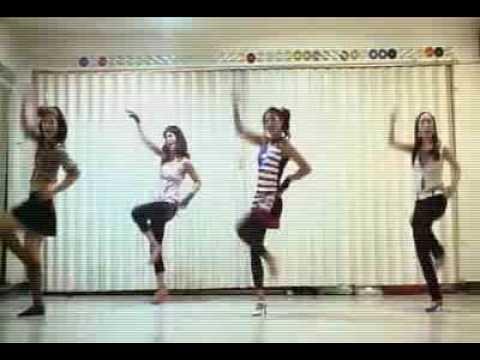 Wonder Girls – Tell me dance steps