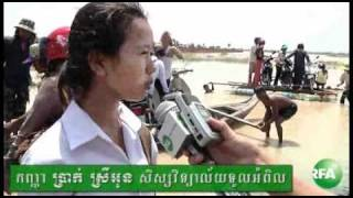 Khmer Movie - Cambodia's flood 2011.