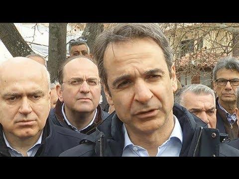 «Η Θράκη θα είναι η πρώτη ωφελημένη από τις πολιτικές ανάπτυξης της ΝΔ», τόνισε ο Κ. Μητσοτάκης
