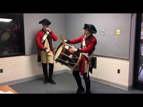 Colonial Williamsburg Fifes and Drums Corps: Behind the Scenes