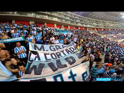 Video - Copa Libertadores 2015 - Asi sentimos los hinchas de Racing - Gol de Milito - La Guardia Imperial - Racing Club - Argentina