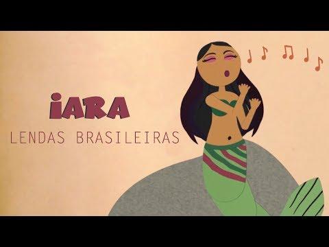 ANIMACRIANÇA - Lendas Brasileiras   IARA (T1/E2)