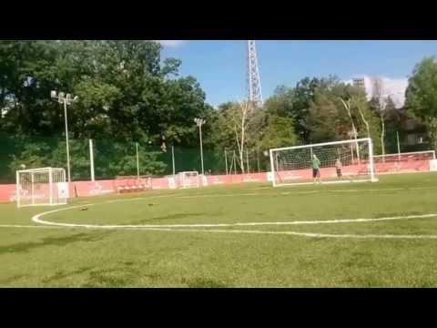 FREE KICK CHALLENGE FUNNY FOOTBALL BG