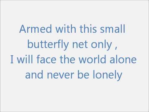 Butterfly Nets Lyrics - Bishop Allen