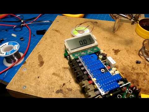 Fluke 8060A repair