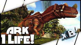 Ceratosaurus Tamed! :: Modded ARK: Jurassic Park 1 Life :: E06