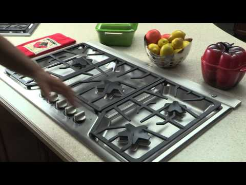 Thermador Gas Cooktop - Appliances NJ - TopLine Appliance Center New Jersey