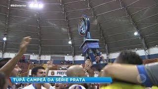 Copa Record: Tupã é campeã da série Prata