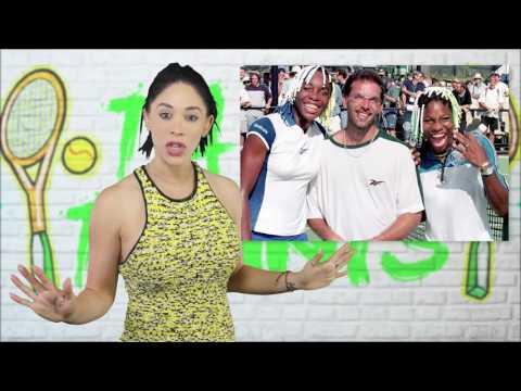 The Battle of The Sexes Saga! Remember Serena and Venus versus Karsten Braasch?!