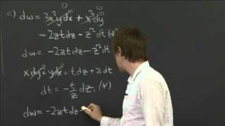 The Chain Rule With Constraints | MIT 18.02SC Multivariable Calculus, Fall 2010