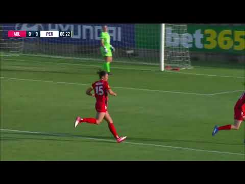 W-League: Adelaide United Vs. Perth Glory (Round 6)