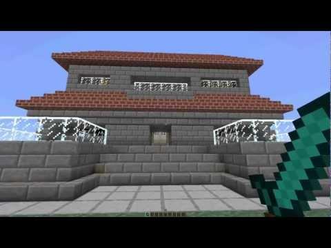 MINECRAFT-Casa Mejor Protegida [DESCARGABLE]