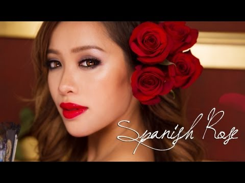 MichellePhan - Hey sexy peeps! Sultry, bold, and mysterious with a hint of latin flair. This seductive look is inspired by the elegance brought to life by flamenco dancers ...