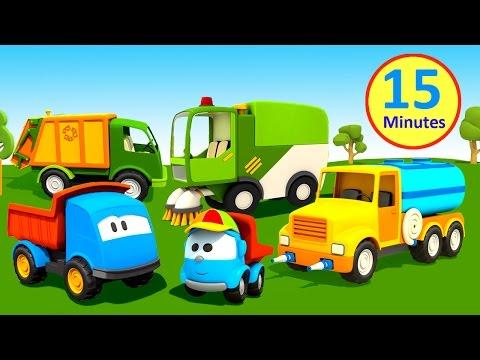 Video cartone animato per bambini, camion Leo e la spazzatura, cartone infanzia per bambini cartoni infanzia video Elenco completo con […]
