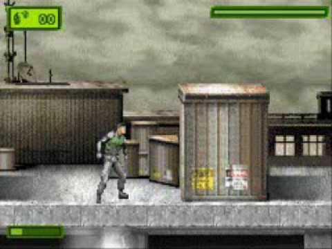 Tom Clancy's Splinter Cell #2