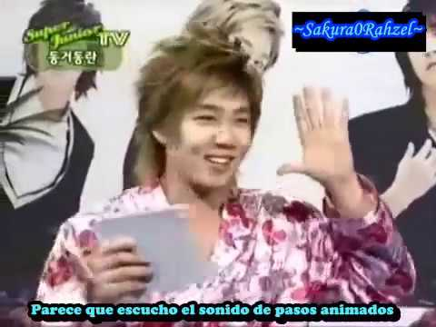 [Sub Español] Super Junior Show Ep 14 Part 1