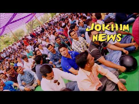 Angry protestant of various associations protested in various parts of Uttrakhand...