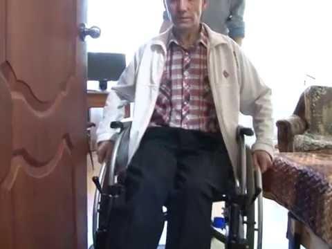 Инвалиду-колясочнику из Самары нужна помощь