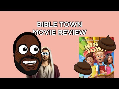 Bible town movie review - Worst animated movie of 2018