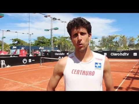 Marcelo Melo convida para a final das duplas masculinas