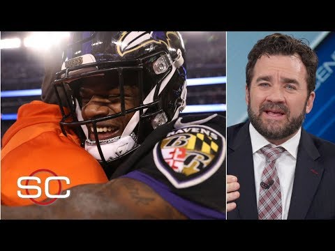 No one wants to play the Ravens right now - Jeff Saturday   SportsCenter