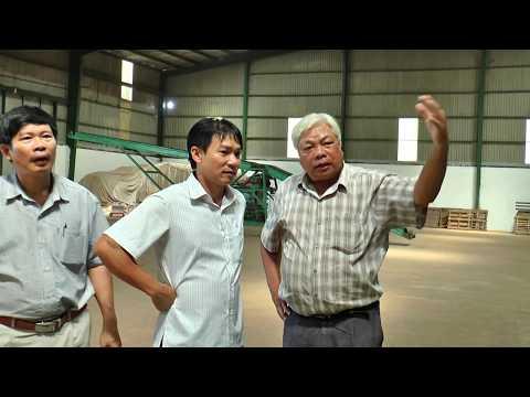 Doan Lam Dong tham quan HHHo tieu Chu Se