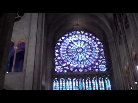 Sunday Mass at Notre Dame (Paris, France)