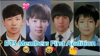 Video BTS Members First Audition (Pre-Debut) MP3, 3GP, MP4, WEBM, AVI, FLV Juni 2018