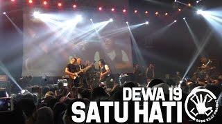 DEWA 19 - Satu Hati (Live at SABUGA BANDUNG)