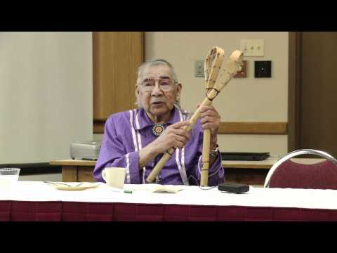 Jerry Wolfe talk's about ball sticks