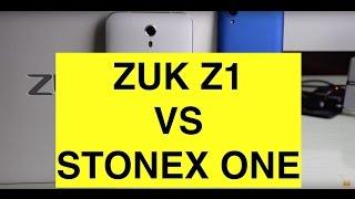 Lenovo Zuk Z1 vs Stonex One