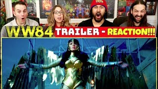 WONDER WOMAN 1984 - TRAILER REACTION!!! by The Reel Rejects