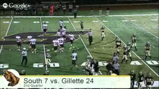 Nonton Football - South vs. #3 Gillette Film Subtitle Indonesia Streaming Movie Download