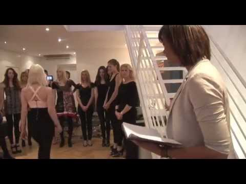 catwalk coaching: international model management (видео)