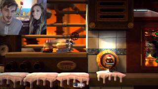 Pewdie Plays: Little Big Planet 2 w/ Girlfriend! - Part 5