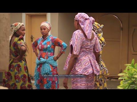 Latest Hausa Film Trailer GIDAN MIJI 2018 Hafsat Idiris Hauwa Ayawwa