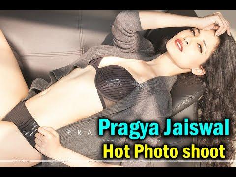 Kanche Heroine Pragya Jaiswal Hot Photo Shoot Image