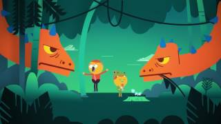 A SNEAK PEEK AT THE DINOSAURS IN THE WILD SAFETY ANIMATION VIDEO