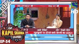 Dr. Mashoor Gulati meets Ranbir and Anushka -The Kapil Sharma Show-Ep.54-23rd Oct 2016