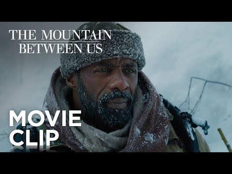 The Mountain Between Us (Clip 'Not Going to Die')